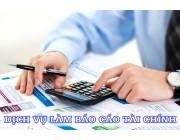 Để có báo cáo tài chính đẹp, cần các khoản mục nào?