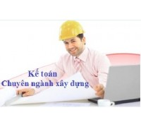 Một số lưu ý quan trọng với kế toán ngành xây dựng
