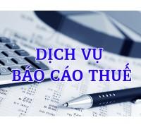 Hướng dẫn cách kê khai thuế thuế hàng tháng