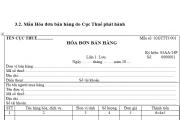 Hướng dẫn cách viết hóa đơn VAT và hóa đơn bán hàng